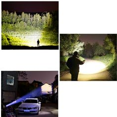 XANES 1293 Zoomable USB Rechargeable LED Flashlight XHP50 Highlight Telescopic 18650 2660 Torch Holiday Lights, Led Flashlight, Strip Lighting, Telescope, Outdoor Activities, Highlights, Usb, Hair Highlights, Highlight