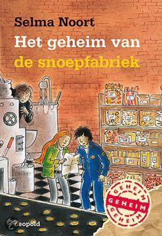 Het geheim van de snoepfabriek ebook by Selma Noort - Rakuten Kobo Ebooks, Comic Books, Baseball Cards, Comics, Reading, Van, School, Hush Hush, Reading Books