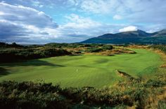 Royal County Down in Northern Ireland repeats in the No.1Top Spot! via golfdigest  (Lists top 100 golf courses in the world)