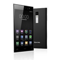 Quatro Mobile S1453 Akıllı Cep Telefonu Beyaz :: sanaldunyaavm