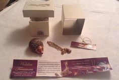 Hidden Treasures Hedgehog NIB