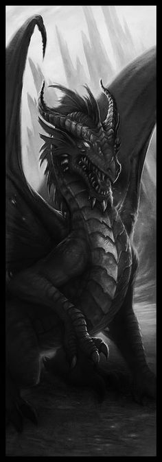 An amazing Dragon