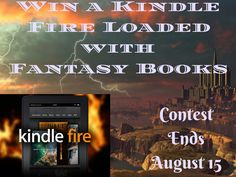 Kindle Loaded with Fantasy Books