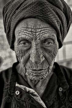 Faces have hidden stories! Photo by Asim Hafeez -- National Geographic Your Shot