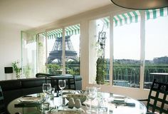 Rent Apartment Tour Eiffel, Paris 75016, Apartment 2 bedrooms for 4 people - 263
