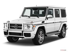 Mercedes-Benz G-Class Prices, Reviews and Pictures | U.S. News ...