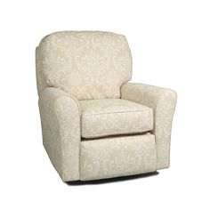 Little Castle 27ADR-Ophelia Dove Cottage SS Swivel Recliner Glider