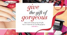 Gear up for holiday giving with gifts that will make her look and feel gorgeous #AvonRep  www.youravon.com/ttesch
