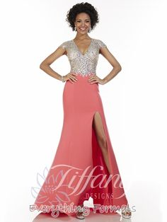 Everything Formals - Tiffany Designs Prom Dress 16064, $368.00 (http://www.everythingformals.com/Tiffany-Designs-16064/)