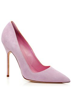 Manolo Blahnik - Shoes - 2014 Spring-Summer