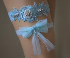 FREE SHİPP Wedding Garter.Mint Green Lace Garter,Bridal Garter,Wedding Accessory,Bridesmaid
