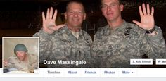 DAVE MASSINGDALE  . @USArmy FAKE MILITARY ..   #scam #Facebook #money #romance https://www.facebook.com/LoveRescuers/posts/609343879232043