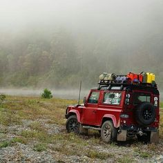 Land Rover Defender 90 adventure. When you dream