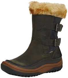 Best Boots For Women | Merrell Womens Decora Chant Waterproof Winter Boot Wild Dove 9 M US >>> Continue to the product at the image link. Note:It is Affiliate Link to Amazon.