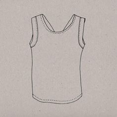 Aime Comme Mikado - Aime comme Marie Aime Comme Marie, V Neck, Sewing, Shirts, Women, Fashion, Suspenders, Woman, Moda