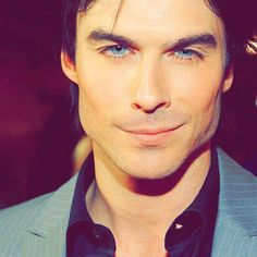 Ian Somerhalder..that look he gives ..breaking hearts everywhere