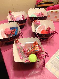 bachelorette gift boxes!