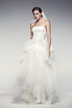 Pallas Couture Wedding Dresses - Fleur Blanche Collection Pallas Couture,  Les Plus Belles Robes, 2444cde9bc20