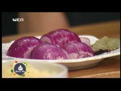 Μοσχαράκι λεμονάτο και Πίτα με κρέμα γραβιέρας και αυγά Sushi, Ethnic Recipes, Food, Eten, Meals, Sushi Rolls, Diet
