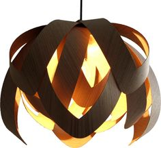 Tulip lamp By Passion 4 Wood-01 | Designalmic