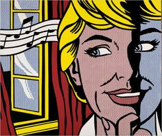 Roy Lichtenstein - The Sound of Music, 1965