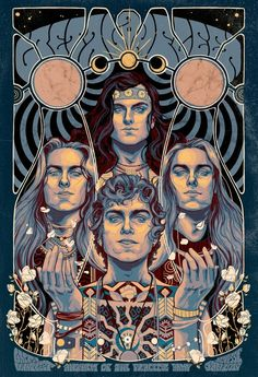 Rock Posters, Band Posters, Poster Wall, Poster Prints, Art Prints, Looks Hippie, Indie, Band Wallpapers, Music Artwork