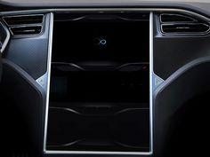 Start up interaction for Tesla dashboard concept  by Gleb Kuznetsov #Design Popular #Dribbble #shots