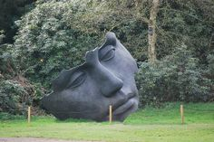 Yorkshire sculpture park by Cyberslayer, via Flickr