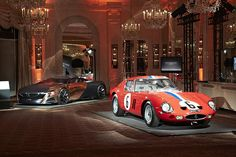Louis Vuitton Classic Awards celbrates the past and future of automotive excellence