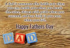 Happy Fathers Day Images 2018, Fathers Day Pictures, Photos, Pics, HD Wallpapers, Fathers Day Quotes, Sayings, Wishes, Poems, Messages, Greetings, Cards Happy Fathers Day 2018 Images Photos HD Wallpapers, Happy Fathers Day Quotes Wishes Messages From Daughter Son Wife, Funny Fathers Day Images Pictures Free Clipart Meme Pics For Facebook Download