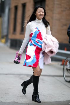 Catch Up on All of NYFW's Best Street Style From Last Season Day 7