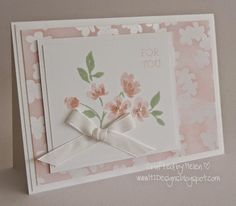 H2 Designs: Painted Petals & Irresistibly Yours DSP