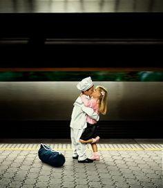 children love pictures | adorable, cute, kids, love, sailor