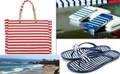 LA CARABA EN BICICLETA...: RAYAS Beach Mat, Outdoor Blanket, Stripes, Bike, Illustrations