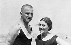 Владимир Маяковский и Лиля Брик