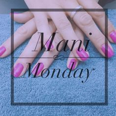 Why not start you week in the best possible way? With a #Monday #manicure #nails #beauty #summer #gel #polish