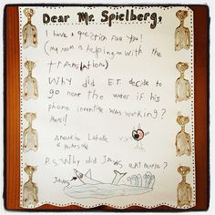 Questions kids have about E.T. #movies #childhood