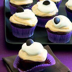 18 fall pumpkin recipes | Chocolate Pumpkin Cupcakes | Sunset.com