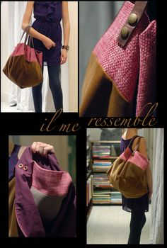 Bags on http://ilmeressemble.com/                                                                                                                                                      Más