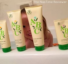 Nothing but the best for your little ones! Arbonne's ABC Baby line is 100% pure! Chemical free!