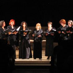 Gregorian chant and medieval polyphonies Discantus is a 6 to 9 voices ensemble, founded in the early nineties, that mainly relives sacred music from t...