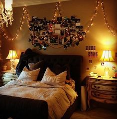 Cool teen room