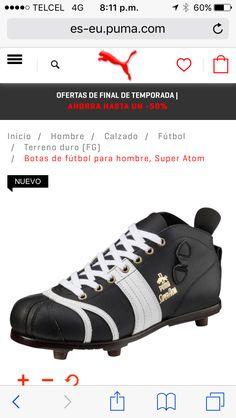 hot sale online cc35f eab27 521 mejores imágenes de Zapatos futbol   Cleats, Soccer Cleats y ...