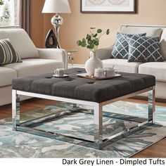 diy ottoman coffee table part 3 – building a coffee table base