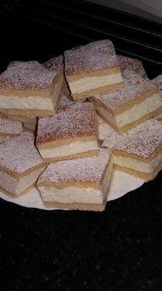 Hungarian Desserts, Hungarian Cake, Hungarian Recipes, Crazy Cakes, World Recipes, Pavlova, Winter Food, No Bake Desserts, Sweet Recipes