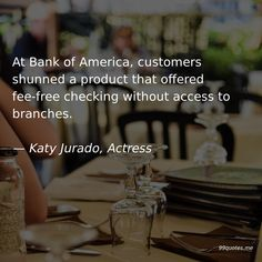 At Bank of America, customers shunned a product that offered fee-free checking without access to branches. Private Student Loan, Student Loans, America Quotes, Bank Branch, Live Television, Free Checking, Capital One, Homeless Man, Bank Of America