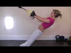 trx workout routine for beginners