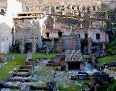 Romano Impero: HORREA AGRIPPINA