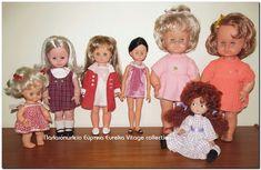 Διάφορες κούκλες με τιμή έως 25€