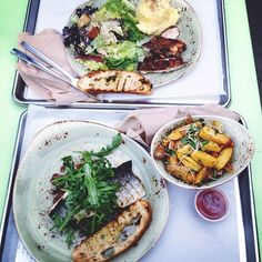 @LEAF.tv: some lunch action